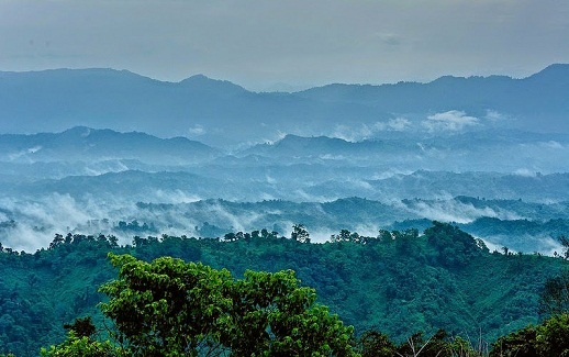 Honeymoon Places in Bangladesh--Sajek Valley