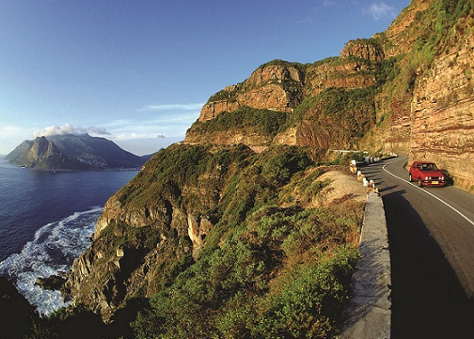 Honeymoon Places in South Africa--Garden Route