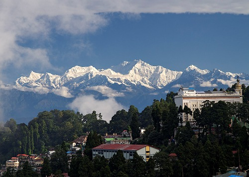 Honeymoon Places in West Bengal Darjeeling