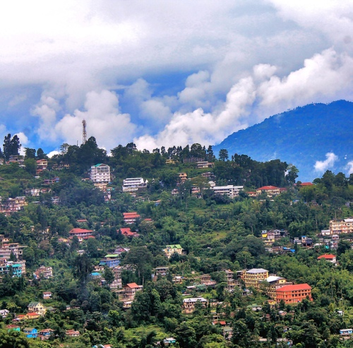 Honeymoon Places in West Bengal Kalimpong