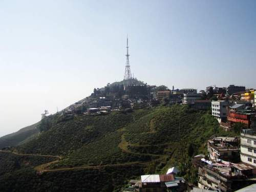 Honeymoon Places in West Bengal Kurseong