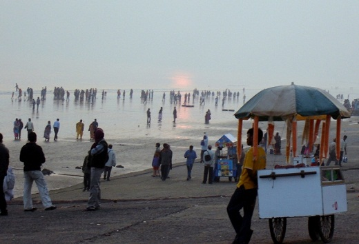 Honeymoon Places in West Bengal state-Digha