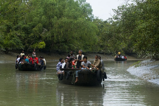 Honeymoon Places in West Bengal state-Sundarban