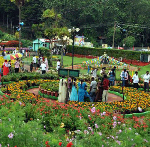 Honeymoon Places in kodaikanal Bryant Park