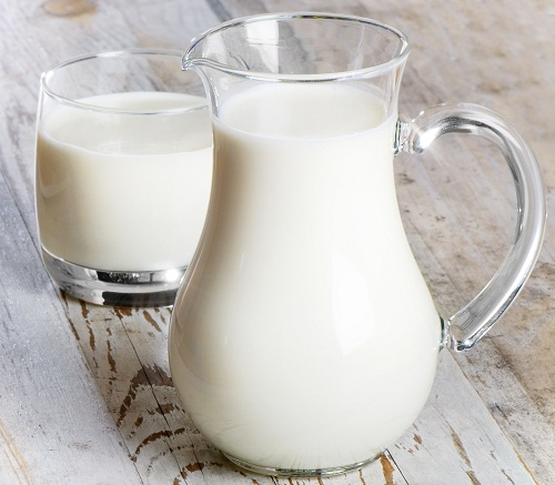 To Avoid Joint Pain While Pregnant - Milk
