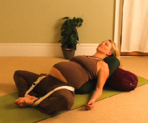 Kegel Exercises To Try Out During Pregnancy - Cobbler pose