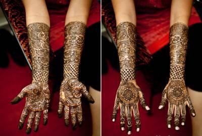 Mehendi Designers In Hyderabad - Ashraj Mehndi Designers