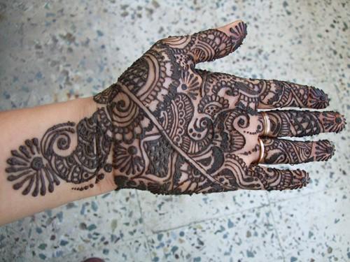 Mehendi Designers In Hyderabad - Kusum Sharma