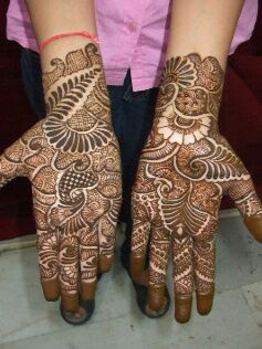 Mehendi Designers In Hyderabad - Manoj Mehndi Arts
