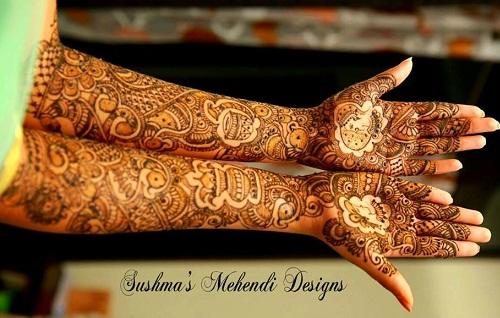 Mehendi Designers In Hyderabad - Sushma's Mehndi Designs