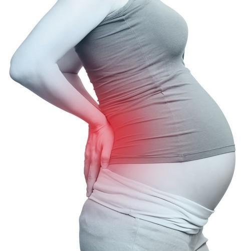 Pain During Pregnancy - BACKACHE