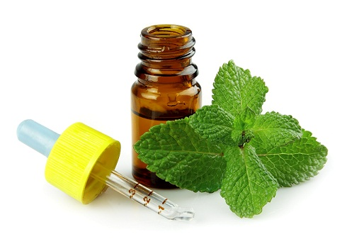Remedies for Sneezing -  Peppermint Oil
