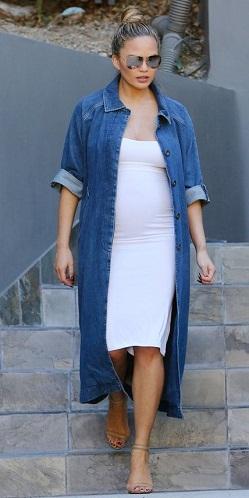 Summer Dresses During Pregnancy - The Bump Hugger