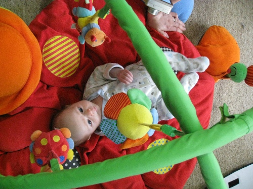 Top 9 Toys for Baby Girls- Activity Gym