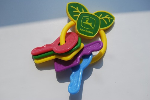 Top 9 Toys for Baby Girls-Teether