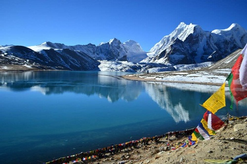 Lachung, Lachen and Yumthang Valley