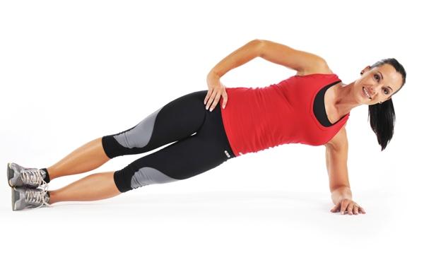 side Planks during pregnancy