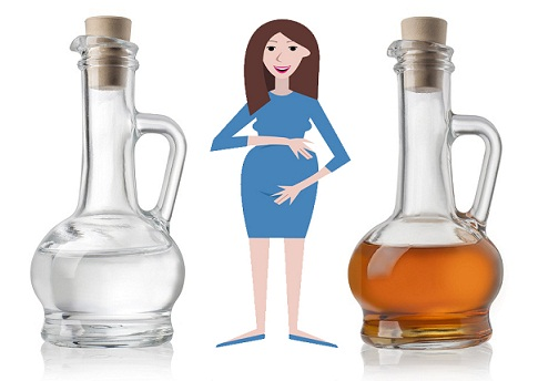 vinegar DURING PREGNANCY