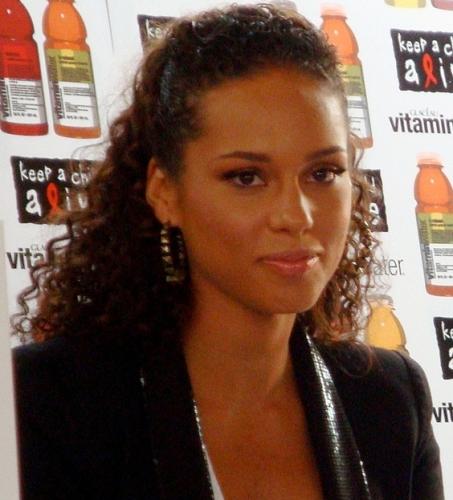 Alicia Keys Without Makeup 10
