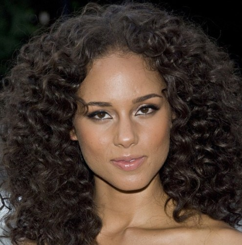 Alicia Keys Without Makeup 9