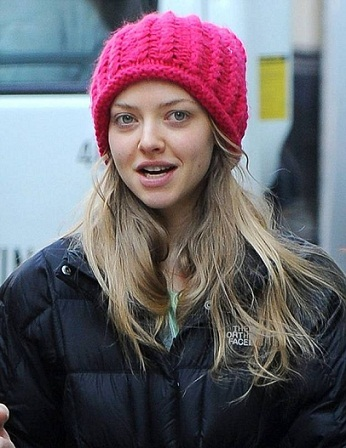 Amanda Seyfried without Makeup 10