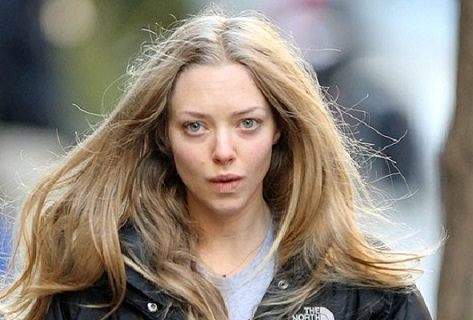 Amanda Seyfried without Makeup 2