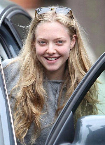 Amanda Seyfried without Makeup 3