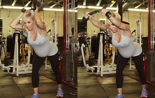Arm Exercises That You Can Do During Your Pregnancy 2