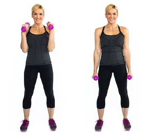 Arm Exercises That You Can Do During Your Pregnancy 8