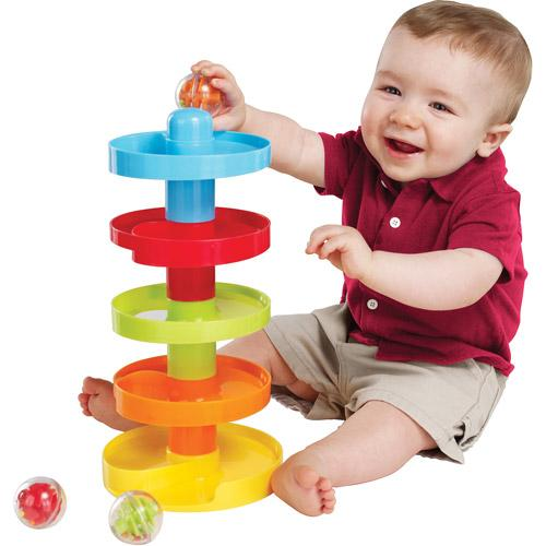 Baby Toys-Busy Ball Drop