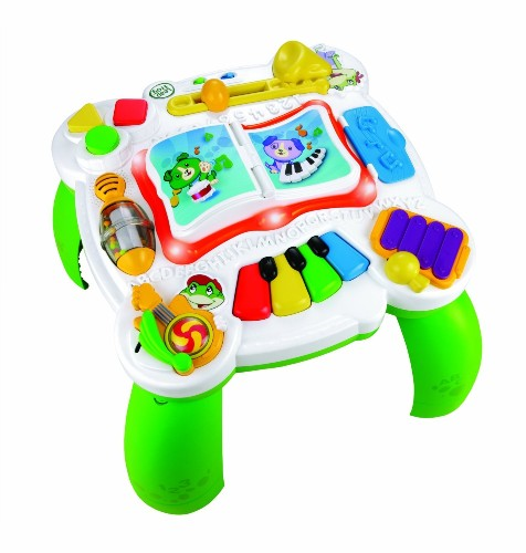 Baby Toys-Play Table with Removable Legs