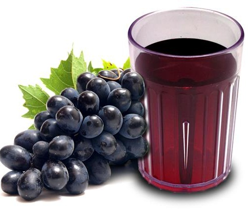 Best Juices For Pregnancy - Grape Juice