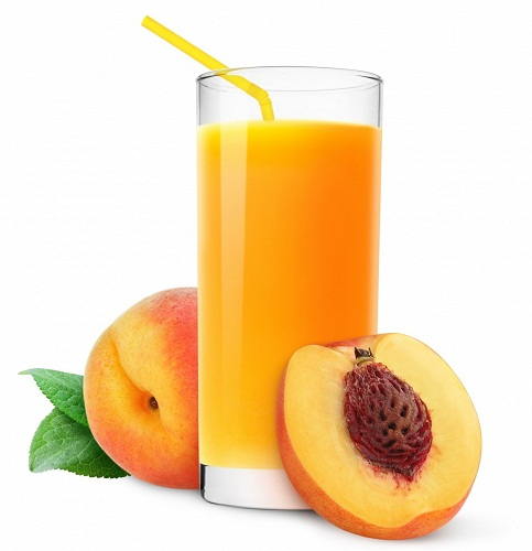 Best Juices For Pregnancy - Peach Juice