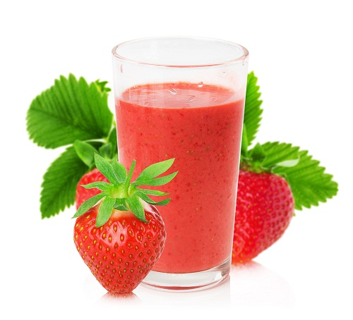 how to make strawberry juice without a blender