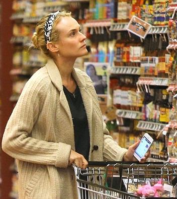 Diane Kruger without Makeup 8