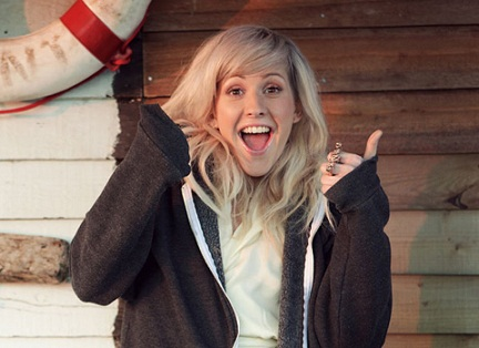 Ellie Goulding without makeup 10