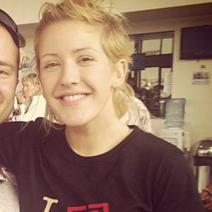 Ellie Goulding without makeup 3