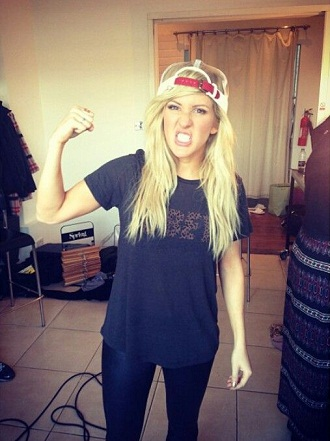 Ellie Goulding without makeup 5