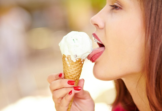 Food Cravings Early Pregnancy Ice Cream