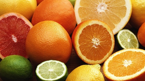 Foods To Avoid While Breastfeeding Citrus Fruits