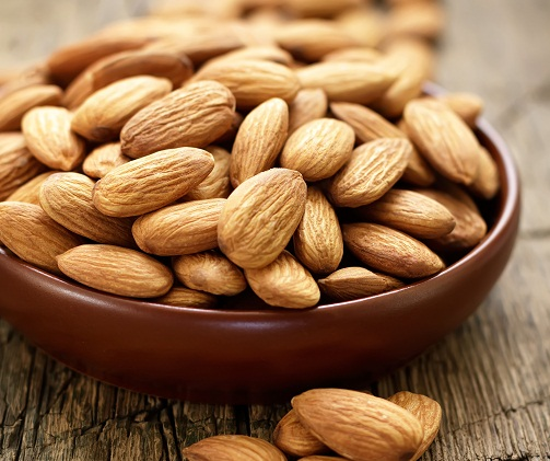Almonds Foods To Eat To Produce More Breastmilk