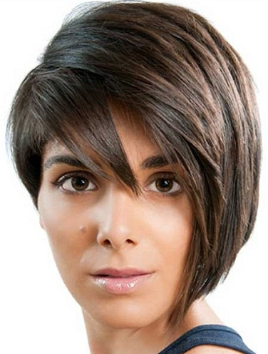 If Your Have Had Straight Hair All Life Pregnancy Is The Best Time To Flaunt It One Of Haircuts As Ends Up Just A