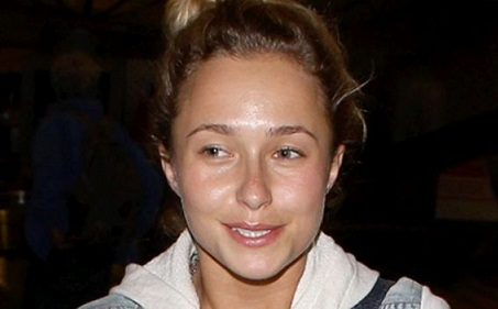 Hayden Panettiere without Makeup 1