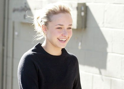 hayden panettiere without makeup