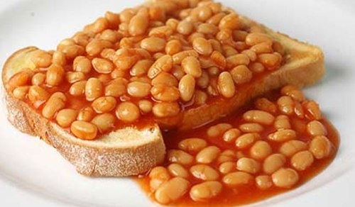 Healthy Foods For Your Third Trimester Diet-Baked Beans on whole Meal Toast