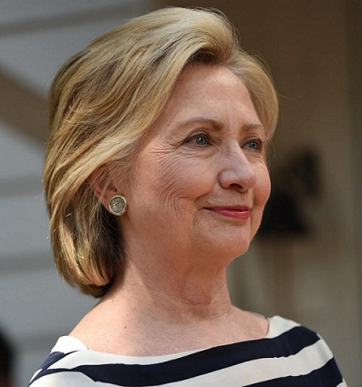 Hillary Clinton without Makeup 2