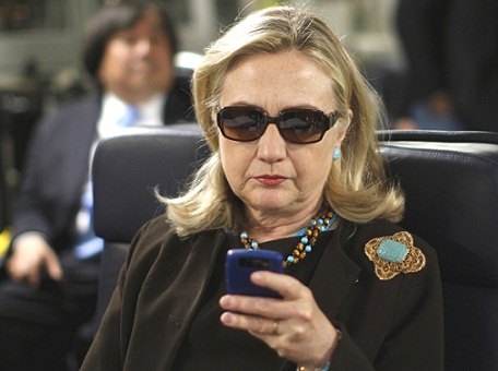Hillary Clinton without Makeup 5