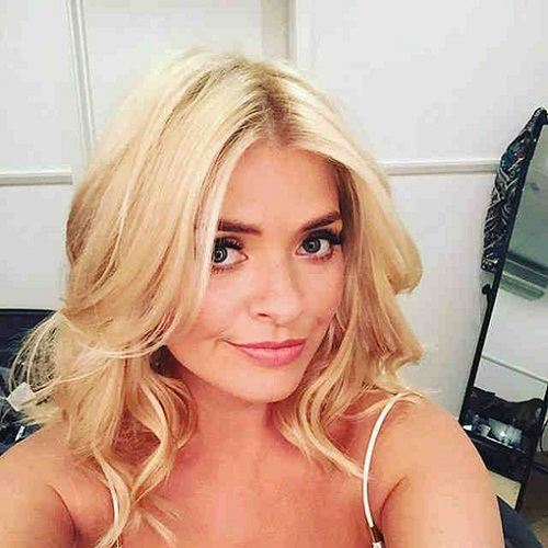 Holly Willoughby Without Makeup 4