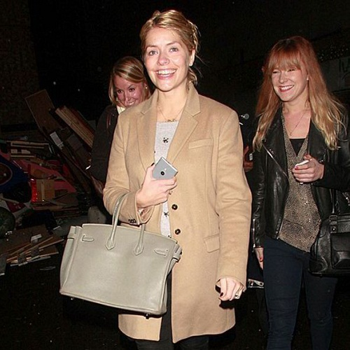 Holly Willoughby Without Makeup 6