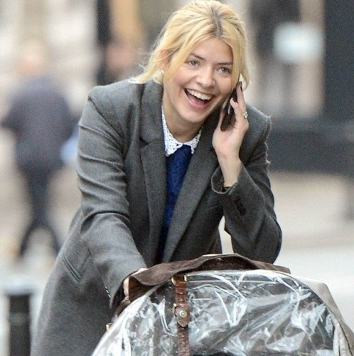 Holly Willoughby Without Makeup 7